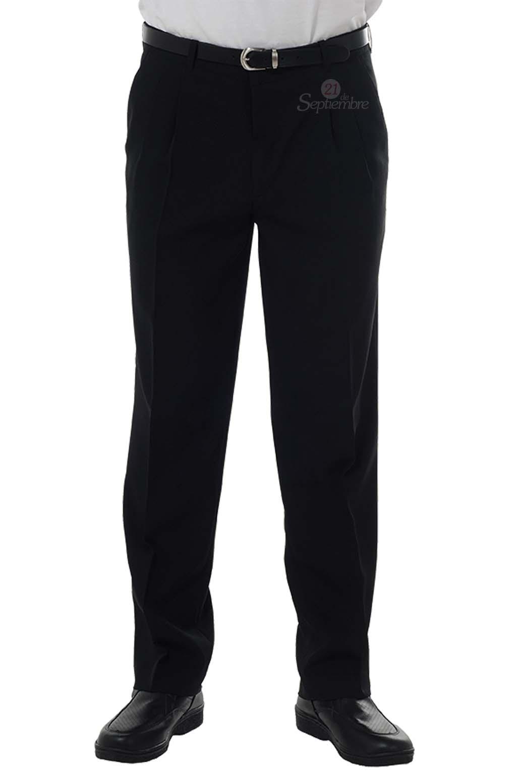 Art 498 Pantalon De Vestir Hombre 21 De Septiembre